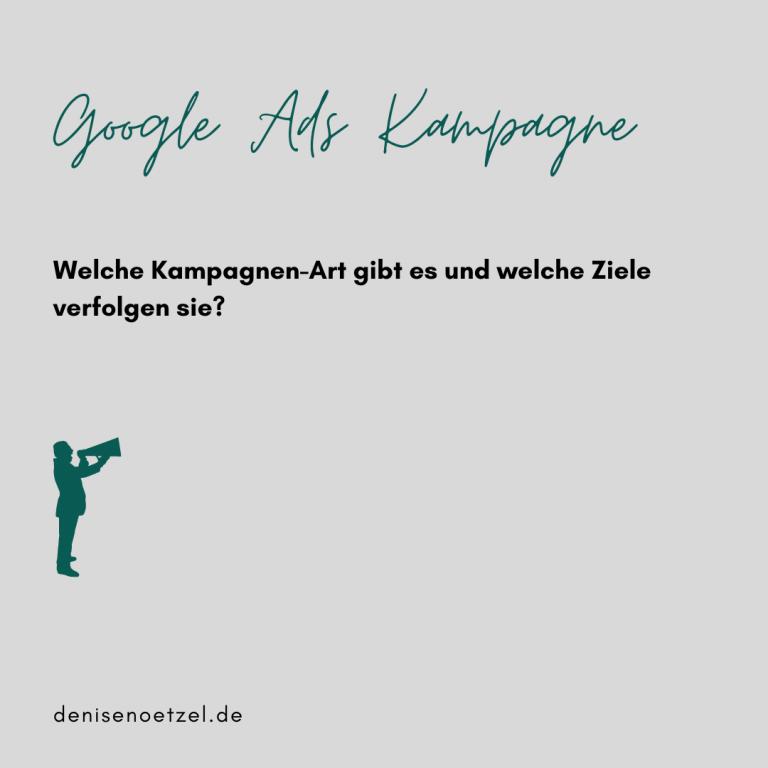 Google-Ads-Kampagne