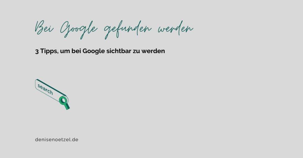 Bei-Google-gefunden-werden