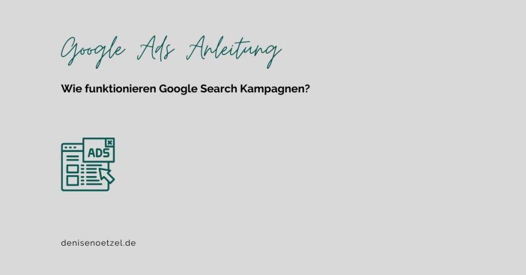 Google-Ads-Anleitung
