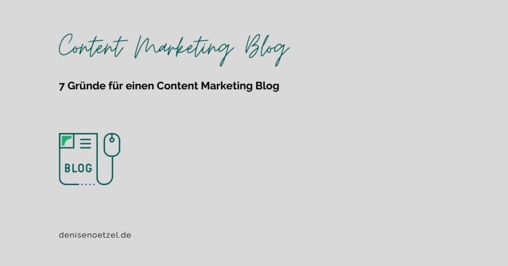 Gründe-für-Content-Marketing-Blog