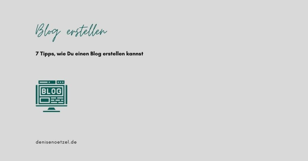 Blog-erstellen-7-Tipps