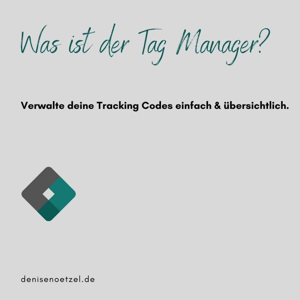 Was ist der Tag Manager
