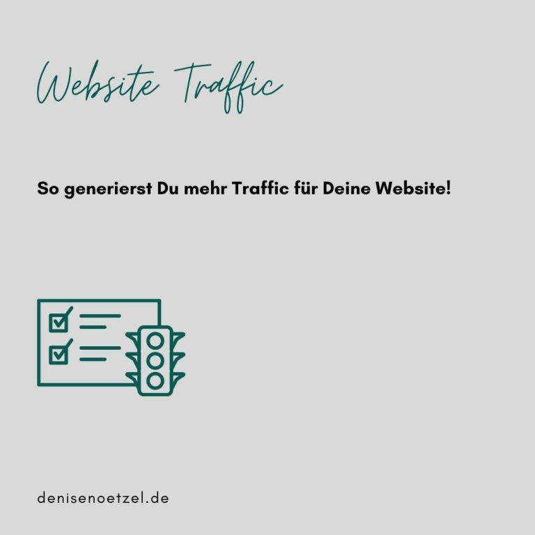 Website Traffic