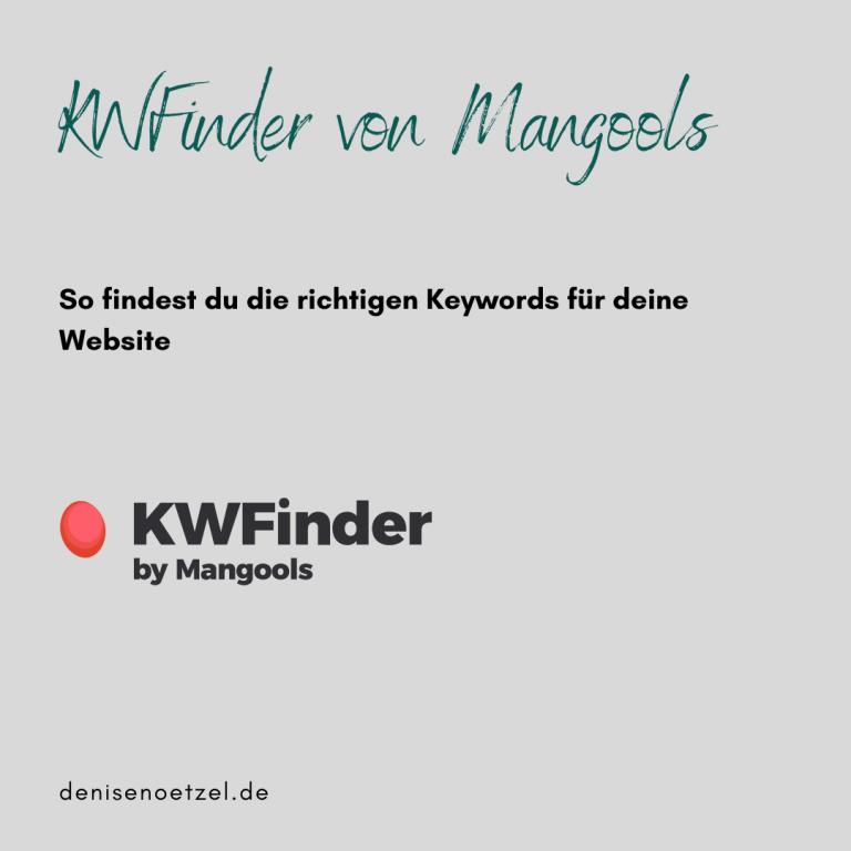 KWFinder-Mangools